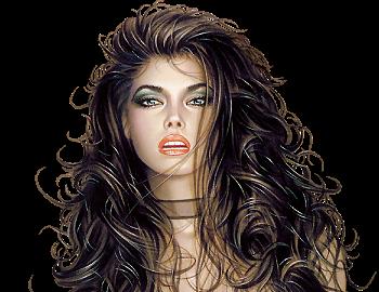 tubes visage femme