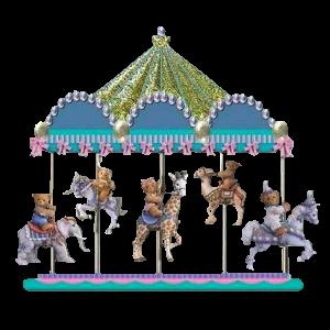 tube carrousel