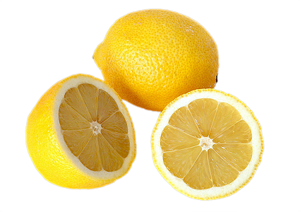 tube lemon
