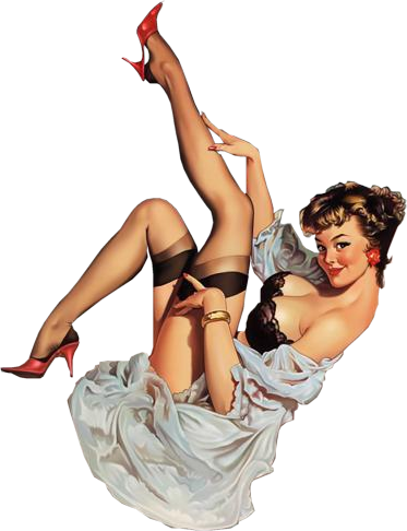 tube pin up