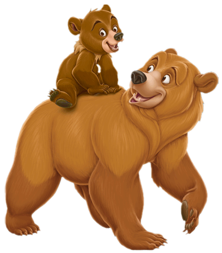 Dance bear tube - 4 7