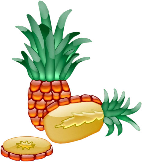 tube fruit tropical