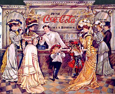 tube femme coca cola